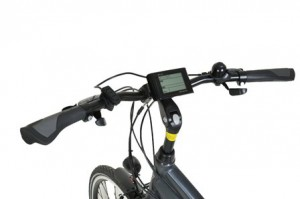 Fischer Damen E-Bike Trekking Proline  -  Display