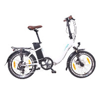NCM Paris Klapp E-Bike